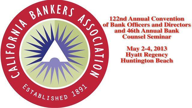 Hear Directly from Bank Regulators and Industry Leaders at CBA's 122nd Annual Convention